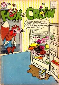 Cover Thumbnail for The Fox and the Crow (DC, 1951 series) #42