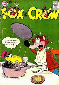 Cover Thumbnail for The Fox and the Crow (DC, 1951 series) #51