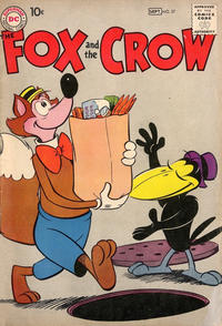 Cover Thumbnail for The Fox and the Crow (DC, 1951 series) #57