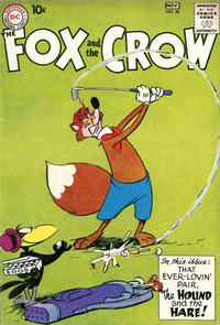 Cover Thumbnail for The Fox and the Crow (DC, 1951 series) #58