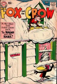 Cover Thumbnail for The Fox and the Crow (DC, 1951 series) #60