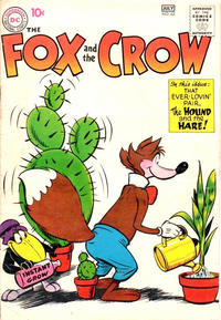Cover Thumbnail for The Fox and the Crow (DC, 1951 series) #62
