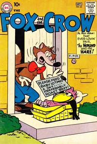 Cover Thumbnail for The Fox and the Crow (DC, 1951 series) #63