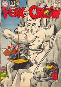 Cover Thumbnail for The Fox and the Crow (DC, 1951 series) #69