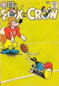 Cover Thumbnail for The Fox and the Crow (DC, 1951 series) #71