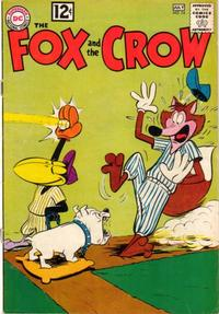 Cover Thumbnail for The Fox and the Crow (DC, 1951 series) #74