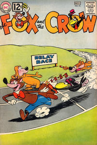Cover Thumbnail for The Fox and the Crow (DC, 1951 series) #76