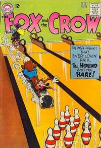 Cover Thumbnail for The Fox and the Crow (DC, 1951 series) #78