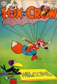 Cover Thumbnail for The Fox and the Crow (DC, 1951 series) #79