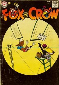 Cover Thumbnail for The Fox and the Crow (DC, 1951 series) #80