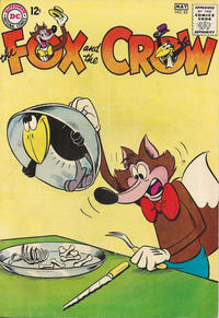 Cover Thumbnail for The Fox and the Crow (DC, 1951 series) #85