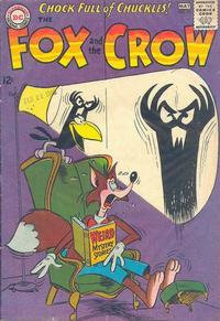 Cover Thumbnail for The Fox and the Crow (DC, 1951 series) #91