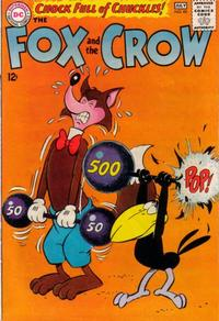 Cover Thumbnail for The Fox and the Crow (DC, 1951 series) #92