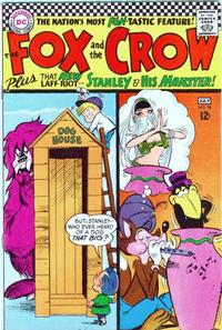 Cover Thumbnail for The Fox and the Crow (DC, 1952 series) #98