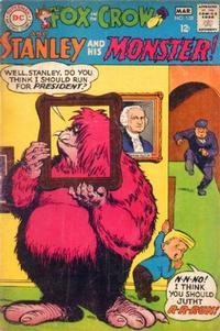Cover Thumbnail for The Fox and the Crow (DC, 1951 series) #108