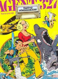 Cover Thumbnail for Agent 327 (Hemmets Journal, 1985 series) #2