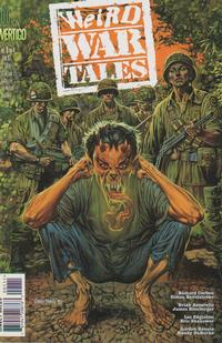 Cover Thumbnail for Weird War Tales (DC, 1997 series) #1