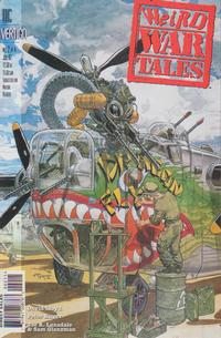 Cover Thumbnail for Weird War Tales (DC, 1997 series) #2