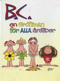 Cover Thumbnail for B.C. - En grottman för alla årstider (Semic, 1993 series)