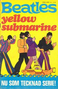 Cover Thumbnail for Beatles Yellow Submarine (Semic, 1968 series)