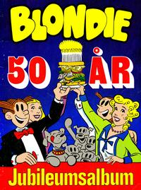 Cover Thumbnail for Blondie 50 år - Jubileumsalbum (Semic, 1982 series) #[nn]