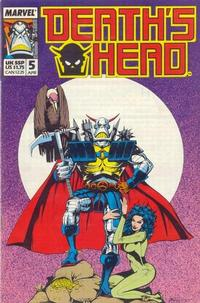 Cover Thumbnail for Death's Head (Marvel UK, 1988 series) #5