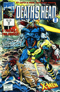 Cover Thumbnail for Death's Head II (Marvel, 1992 series) #1