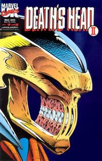 Cover Thumbnail for Death's Head II (Marvel, 1992 series) #14