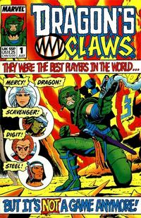 Cover Thumbnail for Dragon's Claws (Marvel, 1988 series) #1