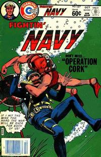 Cover Thumbnail for Fightin' Navy (Charlton, 1983 series) #127