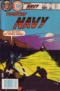 Cover Thumbnail for Fightin' Navy (Charlton, 1983 series) #128