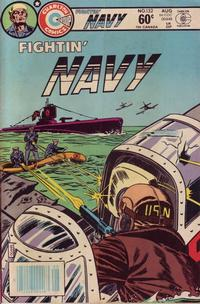 Cover Thumbnail for Fightin' Navy (Charlton, 1983 series) #132