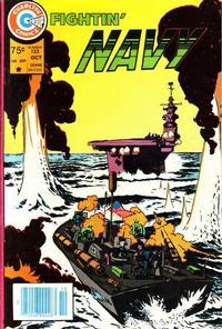 Cover Thumbnail for Fightin' Navy (Charlton, 1983 series) #133