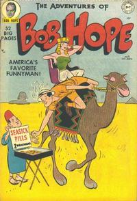 Cover Thumbnail for The Adventures of Bob Hope (DC, 1950 series) #5
