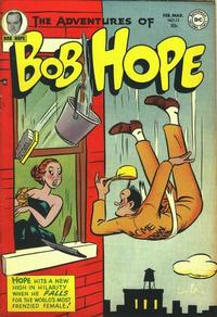 Cover Thumbnail for The Adventures of Bob Hope (DC, 1950 series) #13