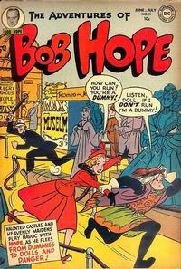 Cover Thumbnail for The Adventures of Bob Hope (DC, 1950 series) #15