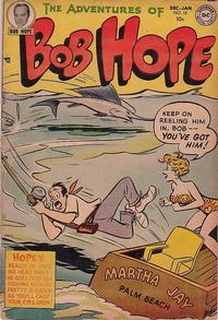 Cover Thumbnail for The Adventures of Bob Hope (DC, 1950 series) #18