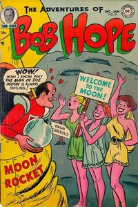 Cover Thumbnail for The Adventures of Bob Hope (DC, 1950 series) #24