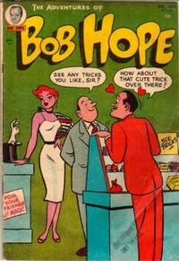 Cover Thumbnail for The Adventures of Bob Hope (DC, 1950 series) #30