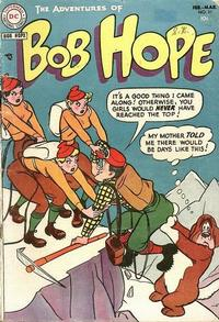Cover Thumbnail for The Adventures of Bob Hope (DC, 1950 series) #31