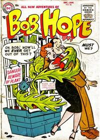 Cover Thumbnail for The Adventures of Bob Hope (DC, 1950 series) #36