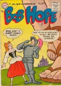 Cover Thumbnail for The Adventures of Bob Hope (DC, 1950 series) #37