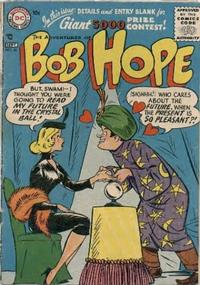 Cover Thumbnail for The Adventures of Bob Hope (DC, 1950 series) #40