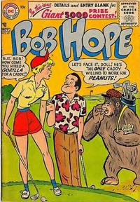 Cover Thumbnail for The Adventures of Bob Hope (DC, 1950 series) #41