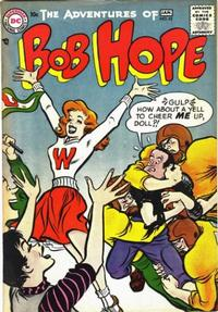 Cover Thumbnail for The Adventures of Bob Hope (DC, 1950 series) #42