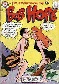 Cover Thumbnail for The Adventures of Bob Hope (DC, 1950 series) #43