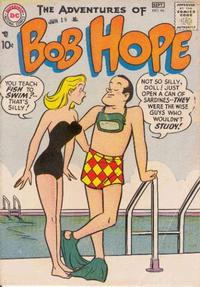 Cover Thumbnail for The Adventures of Bob Hope (DC, 1950 series) #46