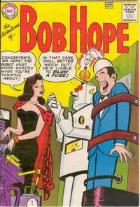 Cover Thumbnail for The Adventures of Bob Hope (DC, 1950 series) #60