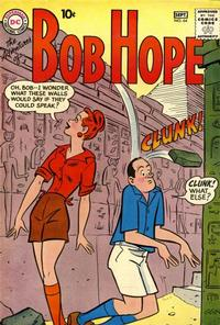 Cover Thumbnail for The Adventures of Bob Hope (DC, 1950 series) #64