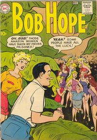 Cover Thumbnail for The Adventures of Bob Hope (DC, 1950 series) #65
